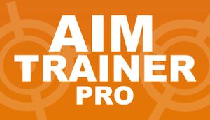 Aim Trainer Pro cover