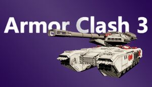 Armor Clash 3 cover