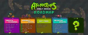 Early Access roadmap.