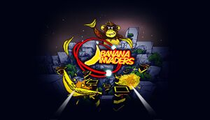 Banana Invaders cover