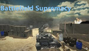 Battlefield Supremacy cover