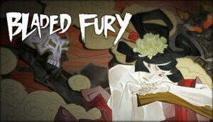 Bladed Fury cover