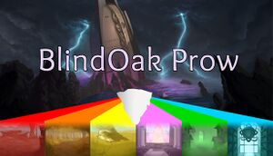 BlindOak Prow cover