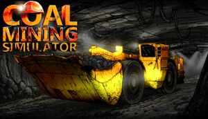 Coal Mining Simulator cover