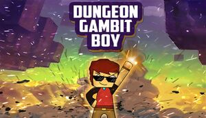 Dungeon Gambit Boy cover