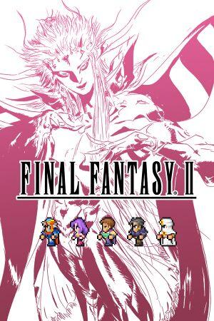 Final Fantasy II cover
