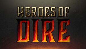 Heroes of Dire cover