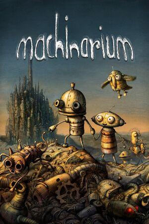 Machinarium cover