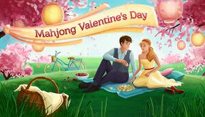 Mahjong Valentine's Day cover