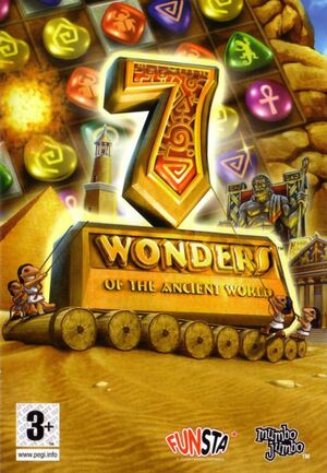 7 Wonders of the Ancient World cover