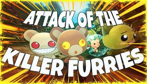 Attack of the Killer Furries cover