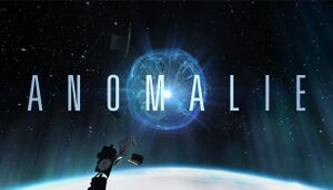 Anomalie cover