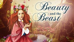 Beauty and the Beast: Hidden Object Fairy Tale. HOG cover