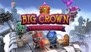 Big Crown: Showdown cover