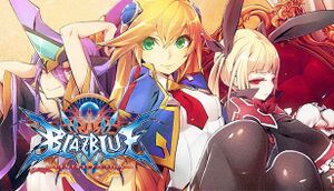 BlazBlue Centralfiction cover
