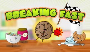 Breaking Fast cover