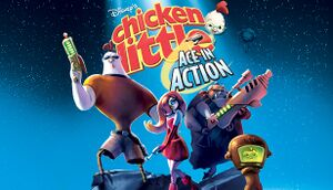 Disney's Chicken Little: Ace in Action cover