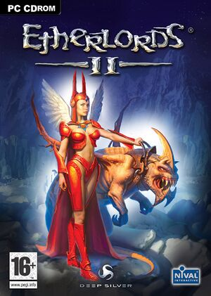 Etherlords II cover
