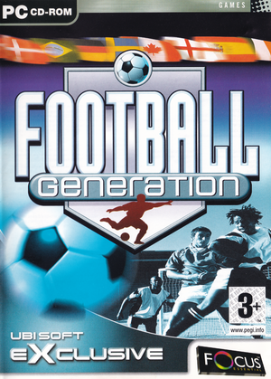 Football Generation cover
