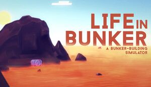 Life in Bunker cover