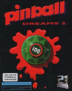 Pinball Dreams 2 cover