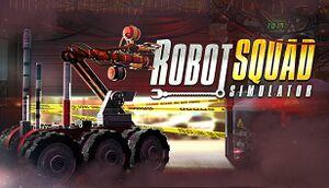 Robot Squad Simulator 2017 cover