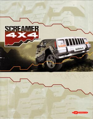 Screamer 4x4 cover