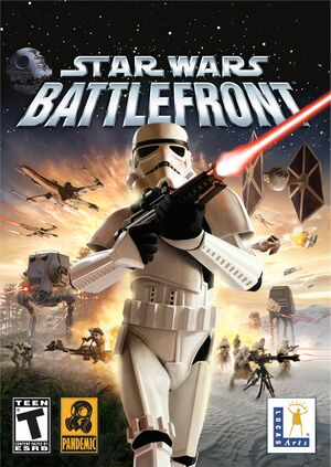 Star Wars: Battlefront cover