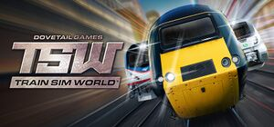 Train Sim World cover