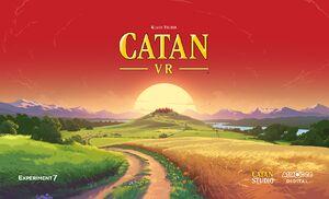 Catan VR cover
