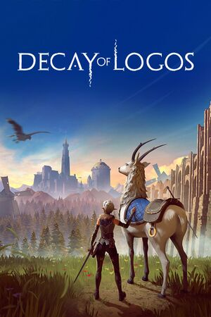 Decay of Logos cover
