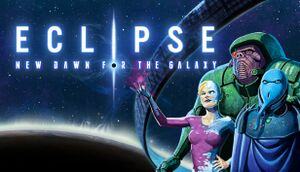 Eclipse: New Dawn for the Galaxy cover