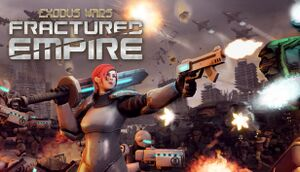 Exodus Wars: Fractured Empire cover