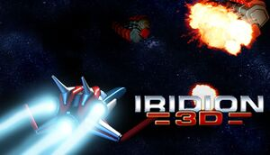 Iridion 3D cover