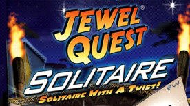 Jewel Quest Solitaire cover