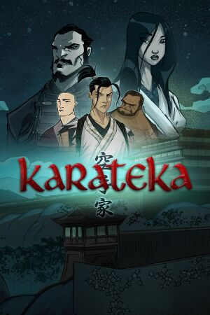Karateka cover