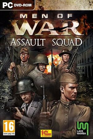 Men of War: Assault Squad cover