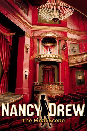 Nancy Drew: The Final Scene cover
