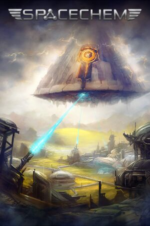 SpaceChem cover