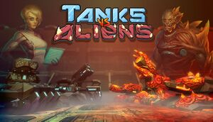 Tanks vs Aliens cover