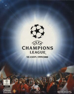 UEFA Champions League Season 1999/2000 cover