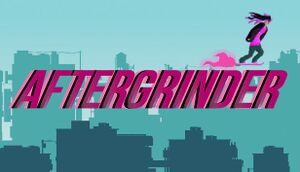 Aftergrinder cover