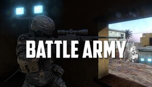 Battle Army cover