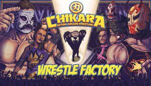 CHIKARA: AAW Wrestle Factory cover