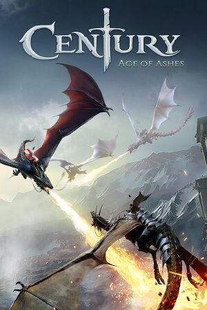 Century: Age of Ashes cover