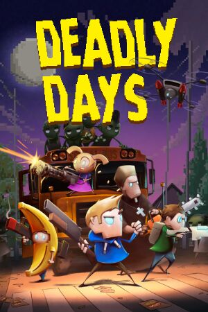 Deadly Days cover