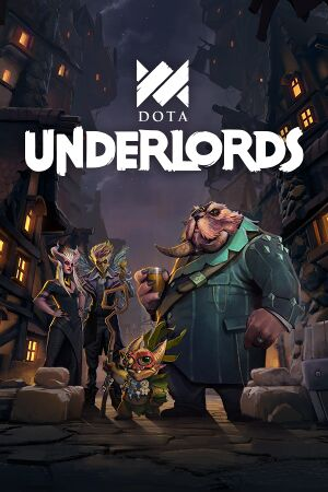 Dota Underlords cover