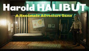 Harold Halibut cover
