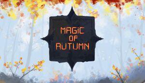 Magic of Autumn cover