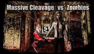 Massive Cleavage vs Zombies: Awesome Edition cover